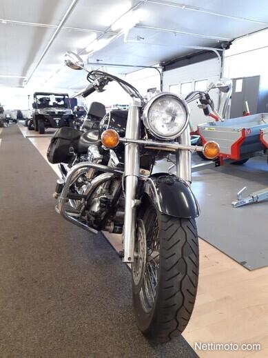 Yamaha XV Custom/Chopper/Cruiser 1600 A Wild Star