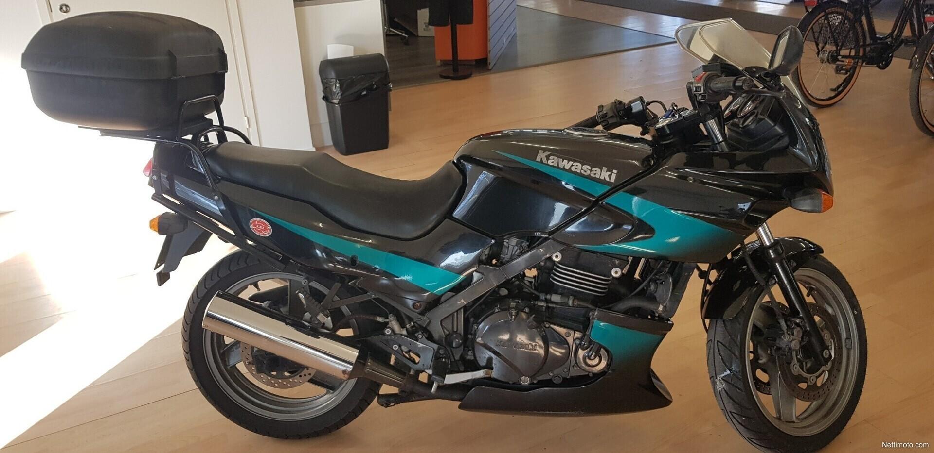 Kawasaki GPZ Katu/Matka/Sport 500S