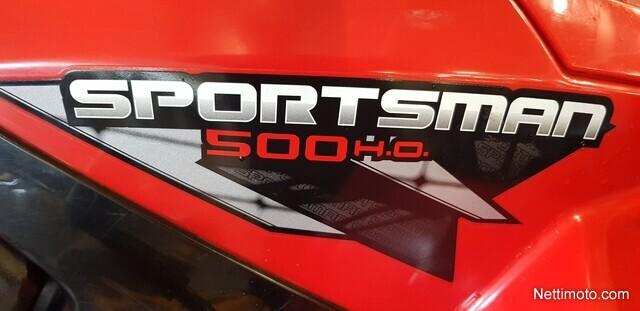 Polaris Sportsman Maastoliikennemönkijä 500 H.O 4x4