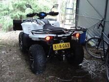Access Motor Adventure