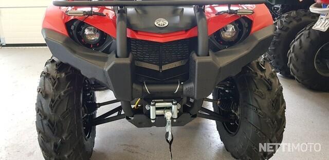 Yamaha Kodiak Traktorimönkijä