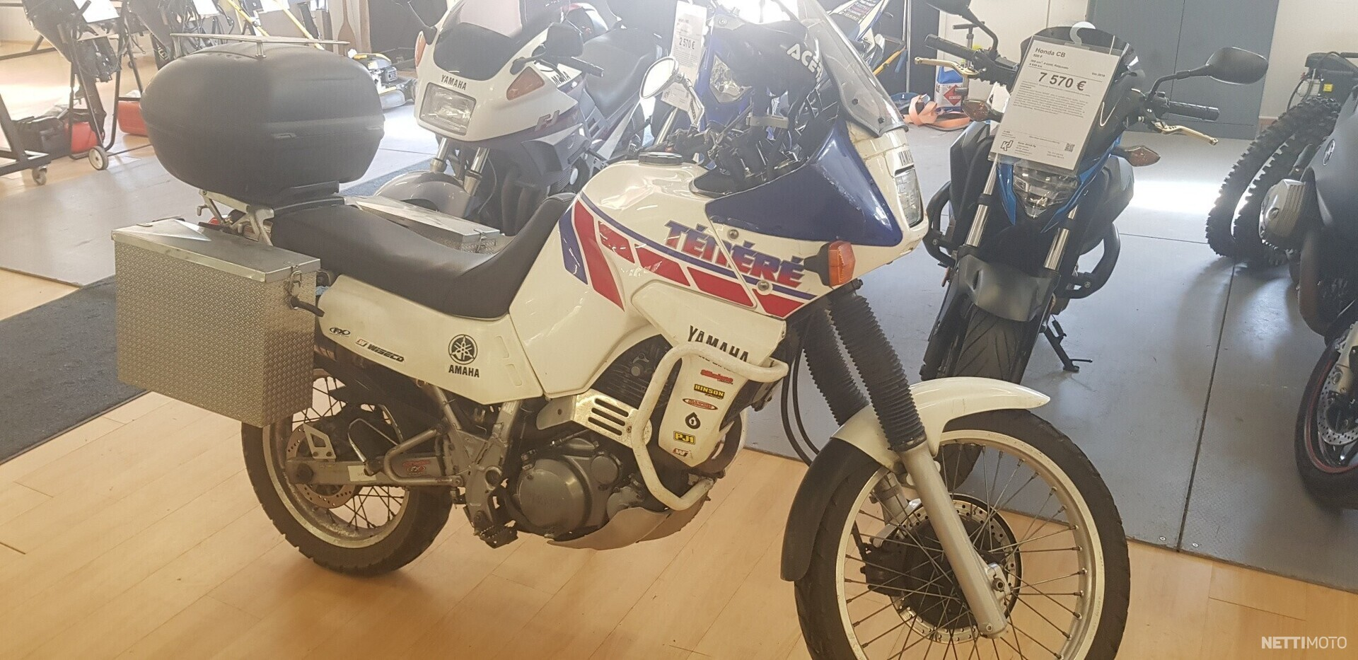 Yamaha XT Enduro/Cross/All Road/Off Road 660Z Tenere