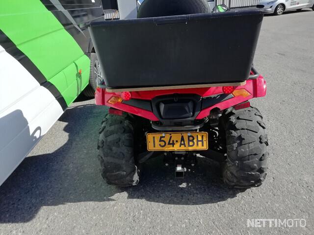 CFMoto C Force Traktorimönkijä 520 EFI EPS
