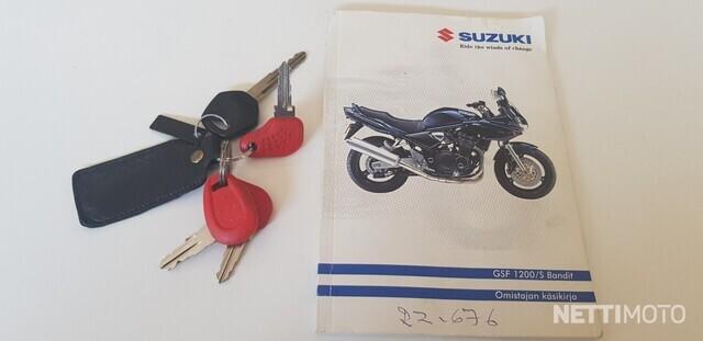 Suzuki GSF Katu/Matka/Sport 1200 S Bandit
