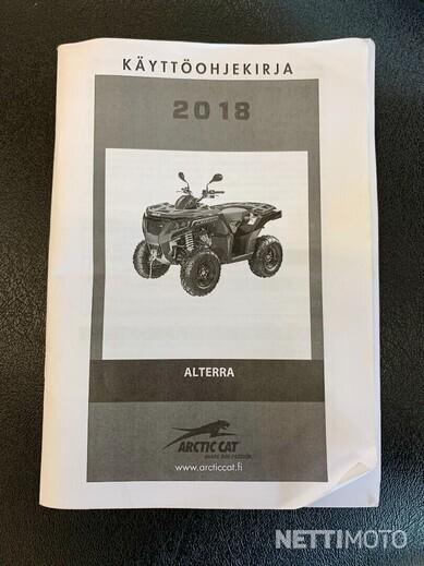 Arctic Cat 450 Traktorimönkijä