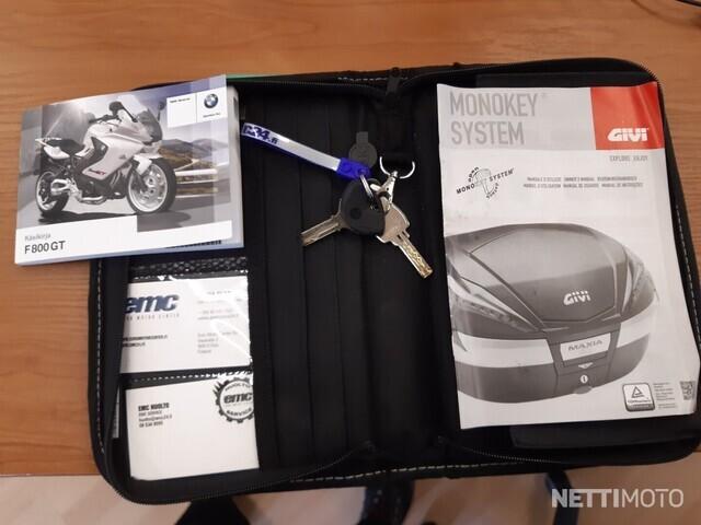 BMW F Katu/Matka/Sport 800 GT