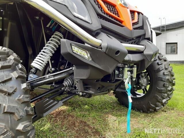 CFMoto Z Force Traktorimönkijä