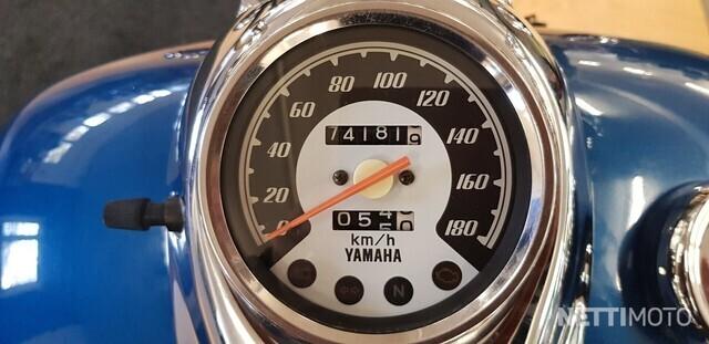 Yamaha XVS Custom/Chopper/Cruiser 650 Dragstar