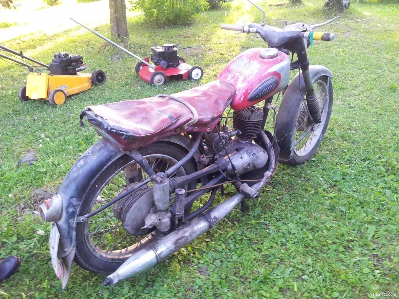 mz rt mz rt 125 3 125 cm 1961 maaninka motorcycle. Black Bedroom Furniture Sets. Home Design Ideas