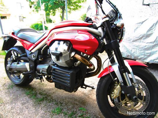 moto guzzi griso 1100 1 100 cm 2006 lahti motorcycle. Black Bedroom Furniture Sets. Home Design Ideas