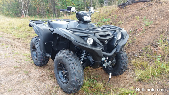 Yamaha grizzly 700 eps 4x4 special edition 700 cm 2016 for Yamaha grizzly 50