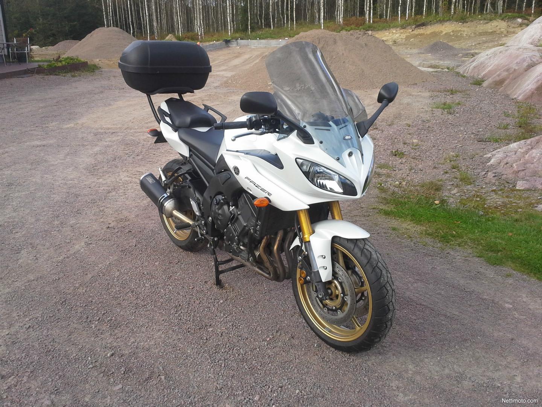 Yamaha fz8 s 800 cm 2011 hyvink motorcycle nettimoto for Yamaha fz8 for sale