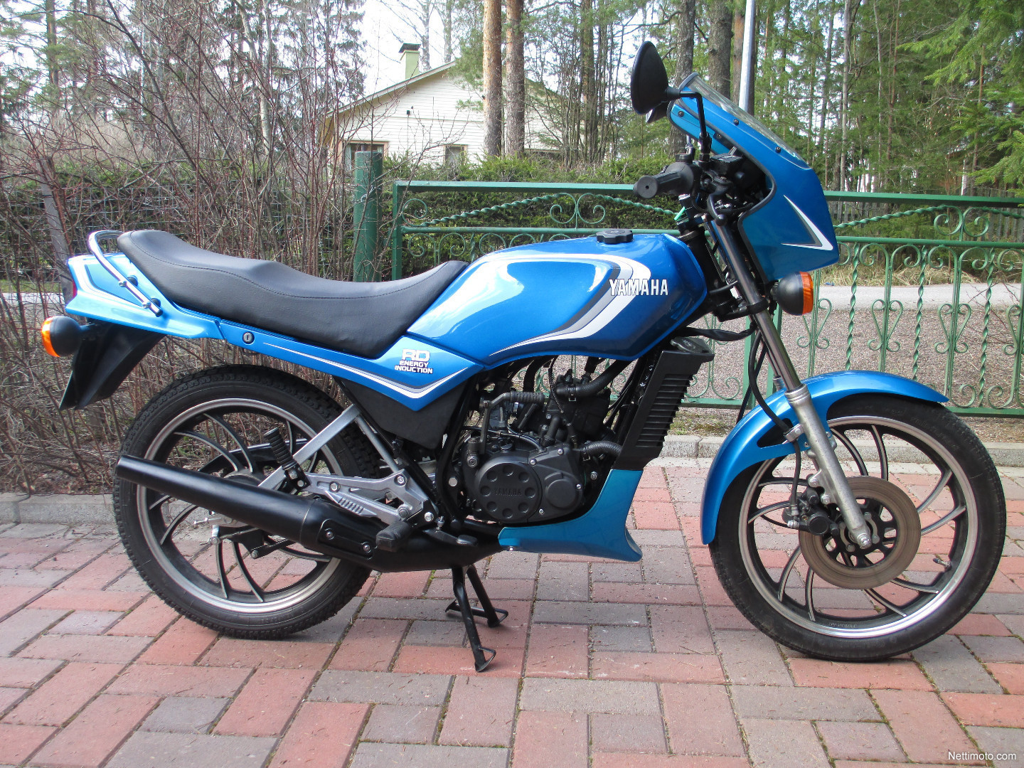 Yamaha Rd 125 Top Speed With Pipes