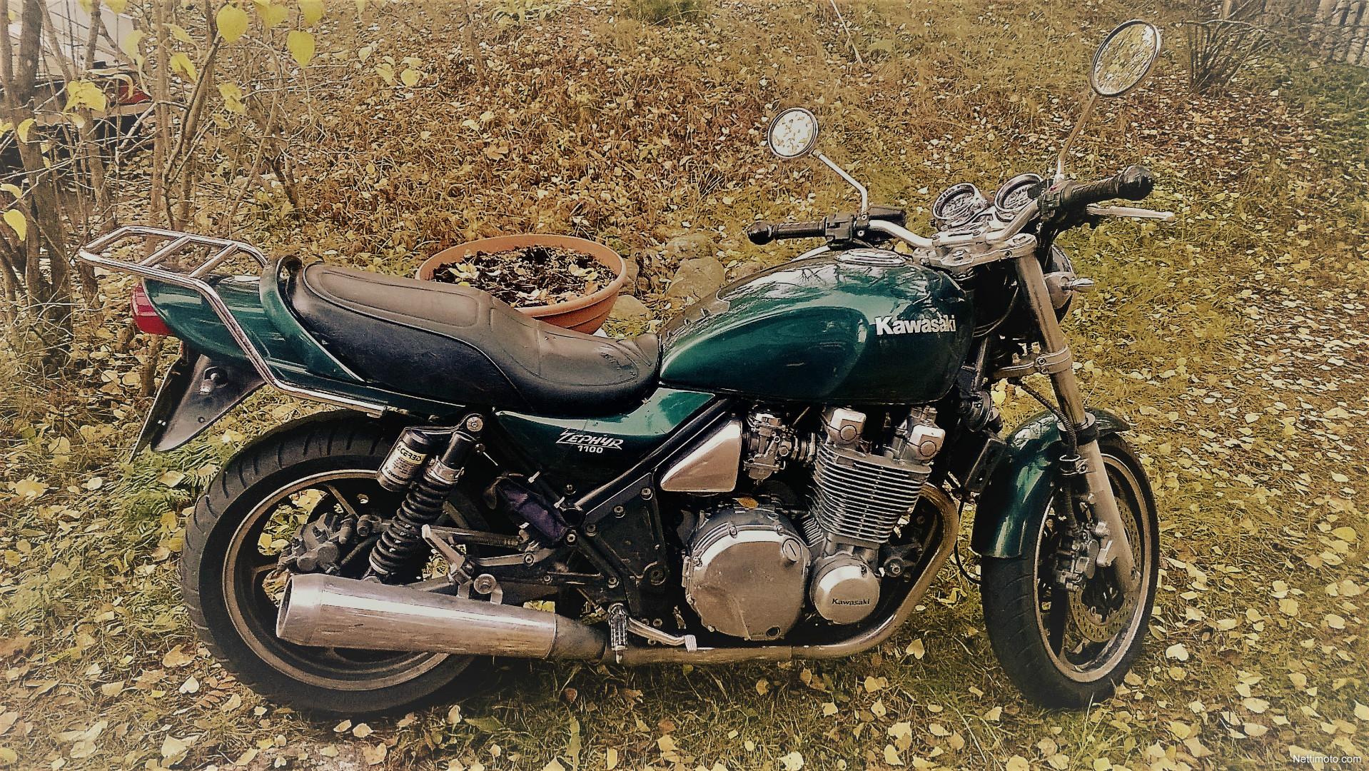 kawasaki zephyr 1100 1 100 cm 1992 tammela motorcycle. Black Bedroom Furniture Sets. Home Design Ideas