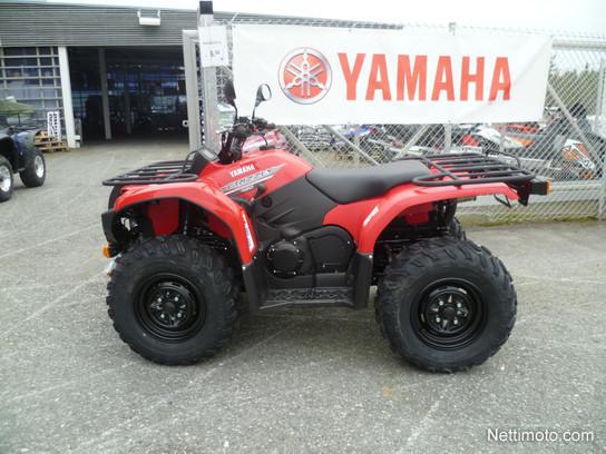 Yamaha grizzly 450 450 cm 2016 kuusamo all terrain for 2016 yamaha grizzly 450