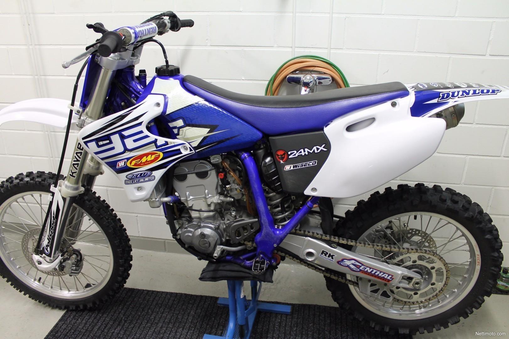 Yamaha yz 426 f 420 cm 2001 hyvink motorcycle for Yamaha yz 426