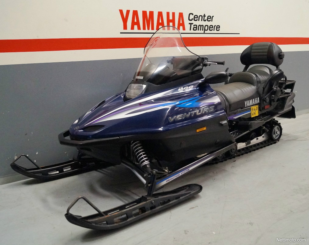What Dealers Have The Yamaha Venture