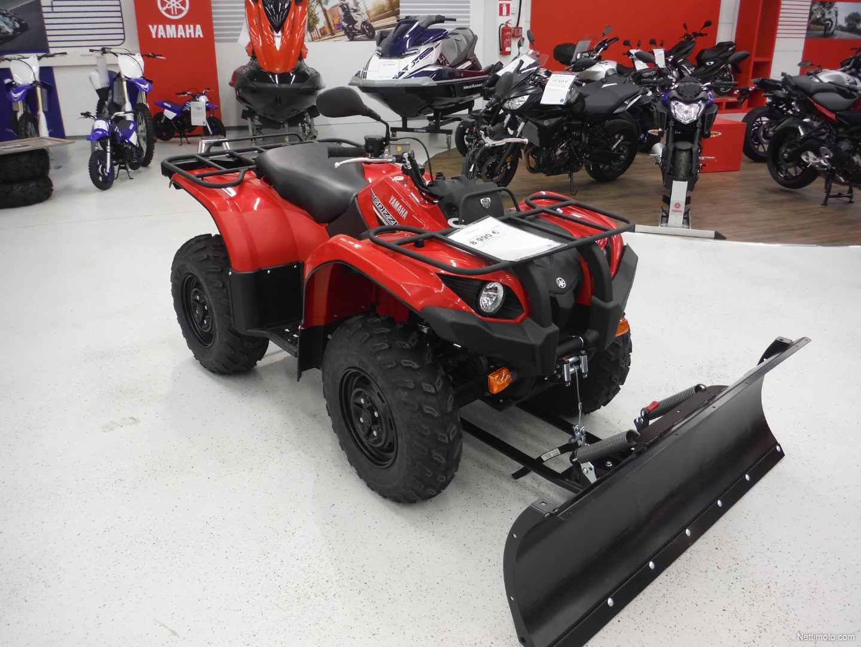 Yamaha grizzly 450 t3 traktori 450 cm 2016 kuopio all for 2016 yamaha grizzly 450