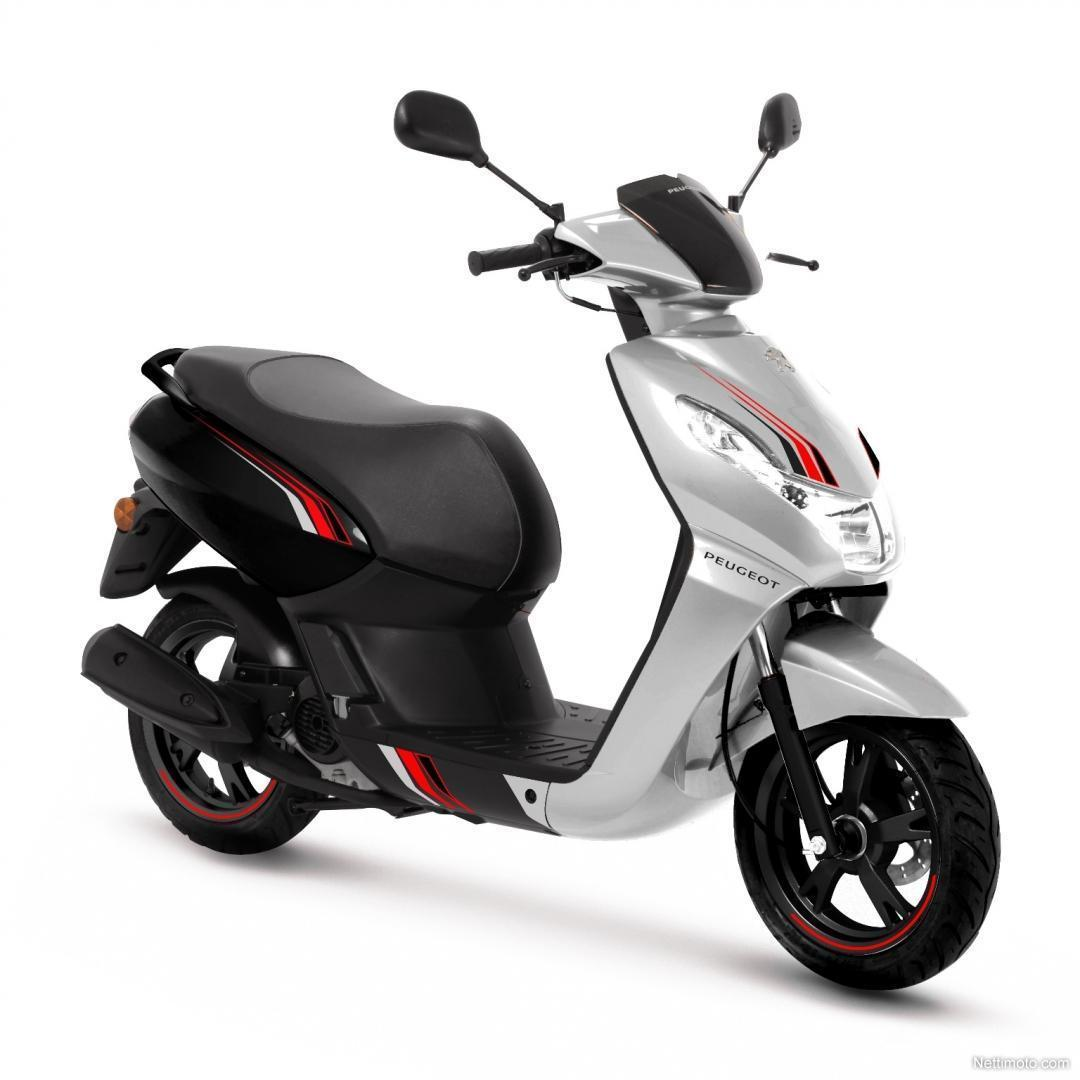 peugeot kisbee 4t sport 50 cm 2017 rauma scooter nettimoto. Black Bedroom Furniture Sets. Home Design Ideas
