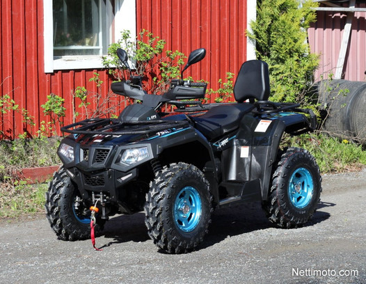 Trapper 750 T3 eps