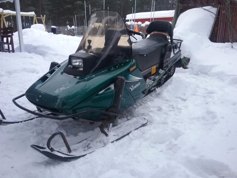 Yamaha venture 480 tf 500 cm 1998 inari for 500 yamaha snowmobile