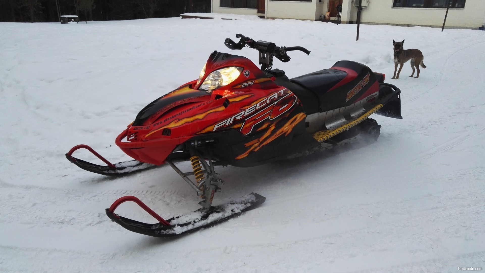 Arctic Cat F Sno Pro For Sale