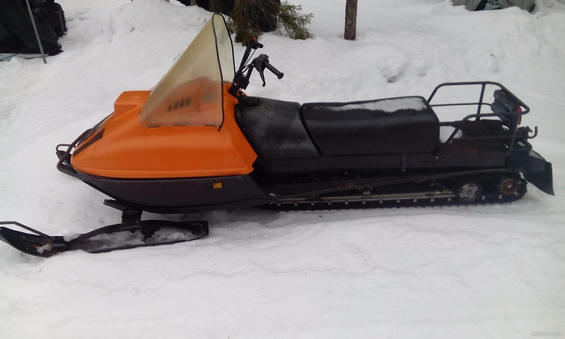 Ski Doo Tundra >> Ski-Doo Tundra 250 250 cm³ 1985 - Ranua - Moottorikelkka - Nettimoto