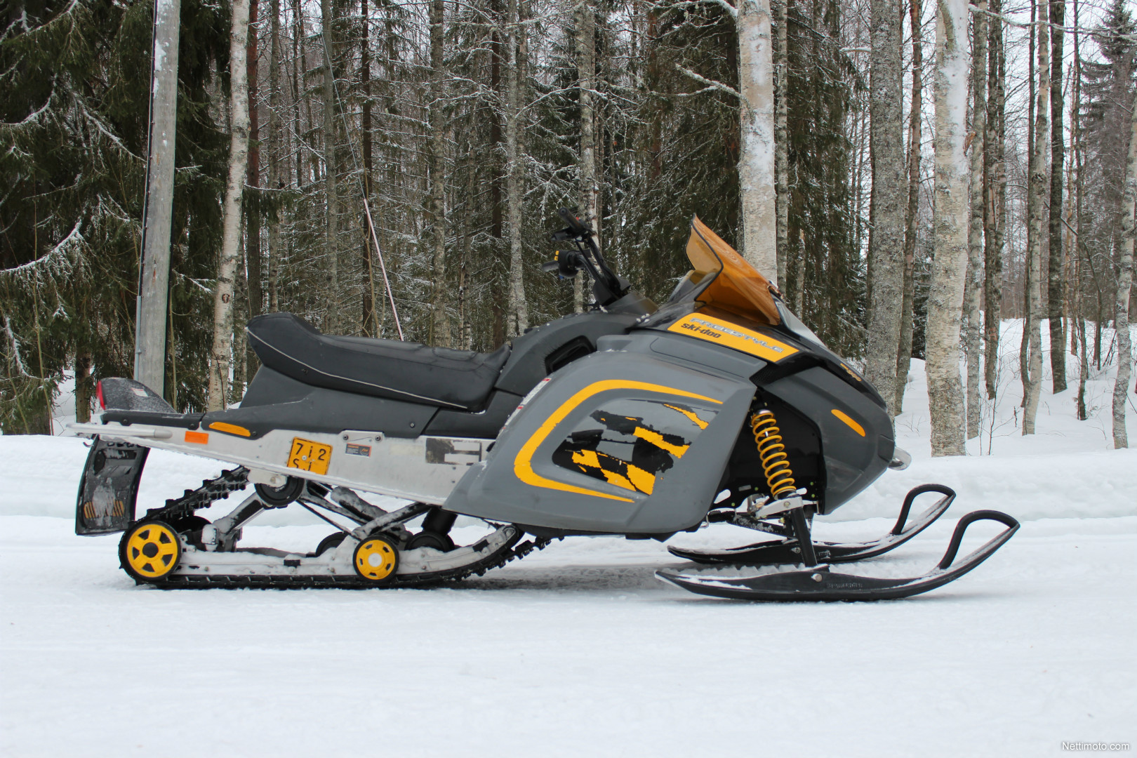 2006 Ski Doo Freestyle 300 Images - Reverse Search