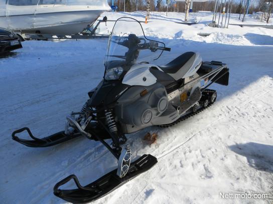 Yamaha phazer 500 cm 2007 inari snow mobile nettimoto for Yamaha phazer 4 stroke