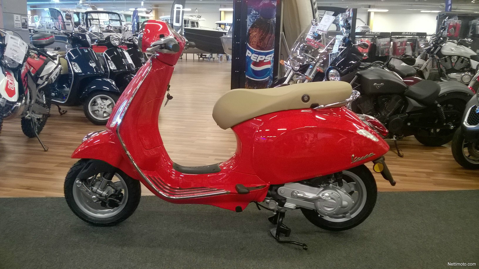 vespa primavera k siraha 0 korko 0 50 cm 2017 turku scooter nettimoto. Black Bedroom Furniture Sets. Home Design Ideas