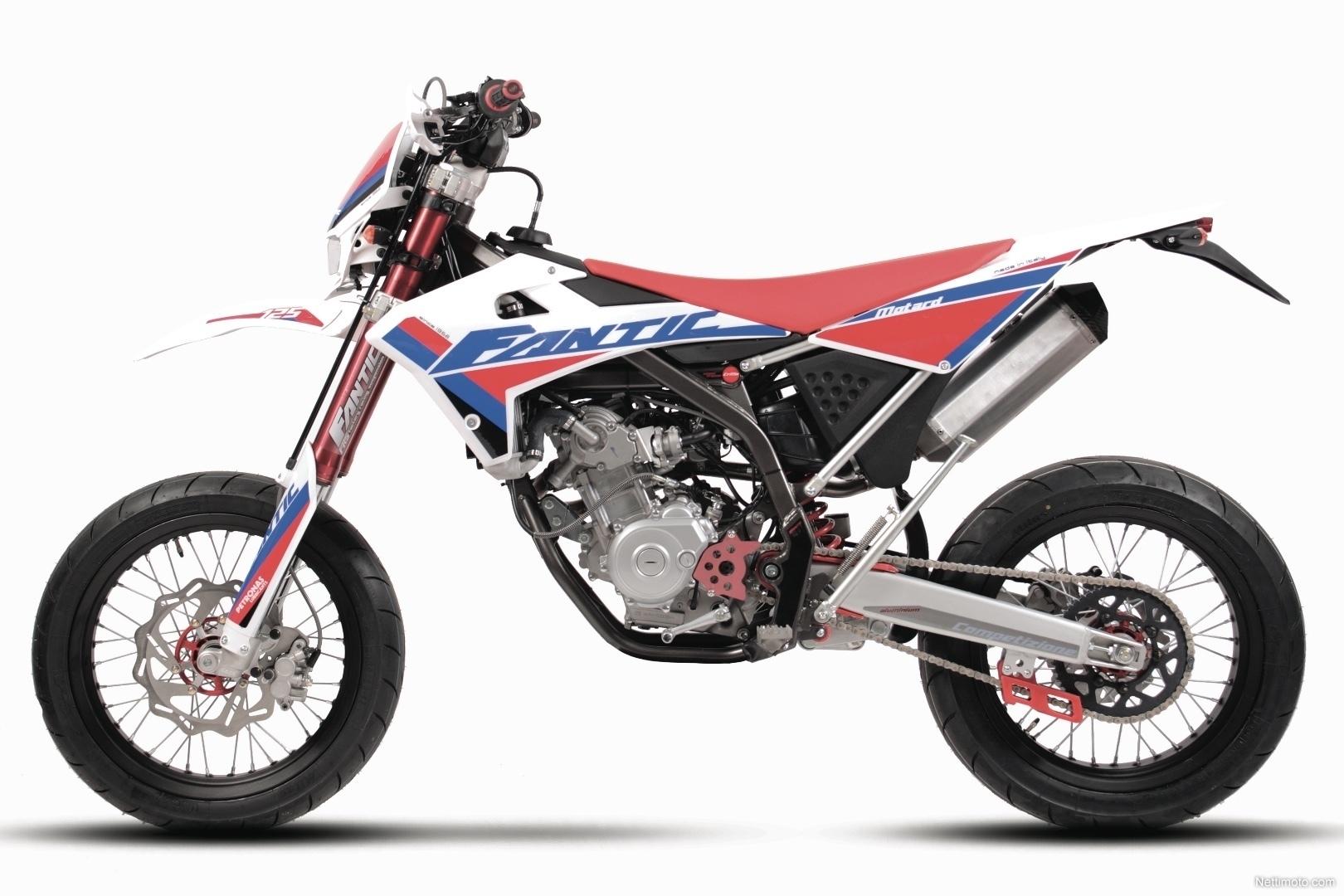 fantic motor caballero 125 competizione 125 motard 125 cm 2017 espoo motorcycle nettimoto. Black Bedroom Furniture Sets. Home Design Ideas