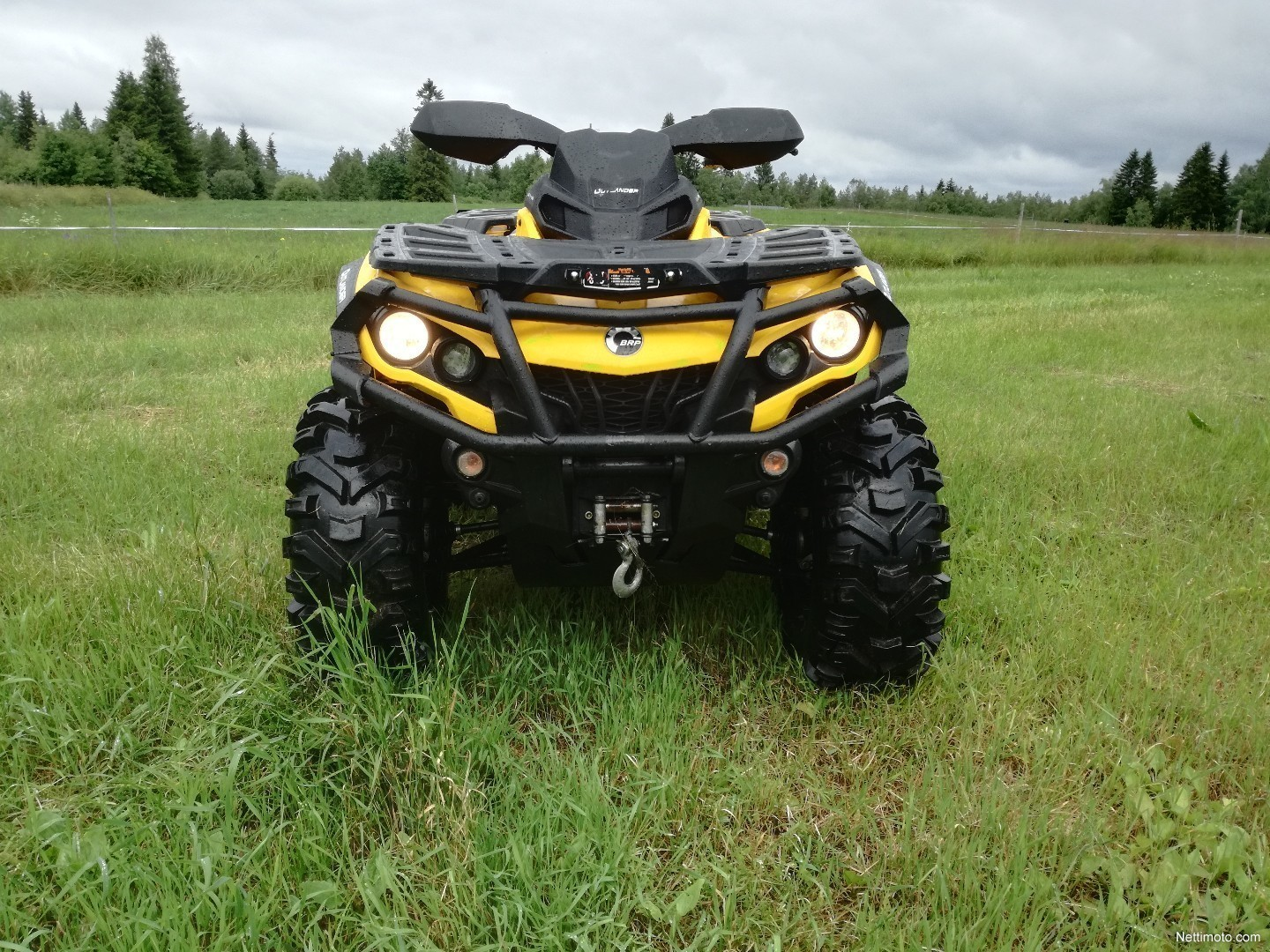 can am outlander service manual