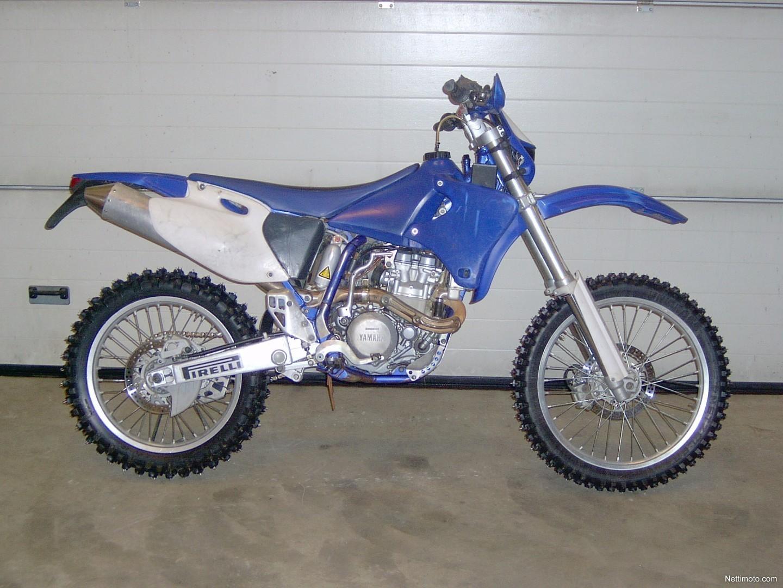Yamaha yz 426 f 420 cm 2000 h meenlinna moottoripy r for Yamaha yz 426
