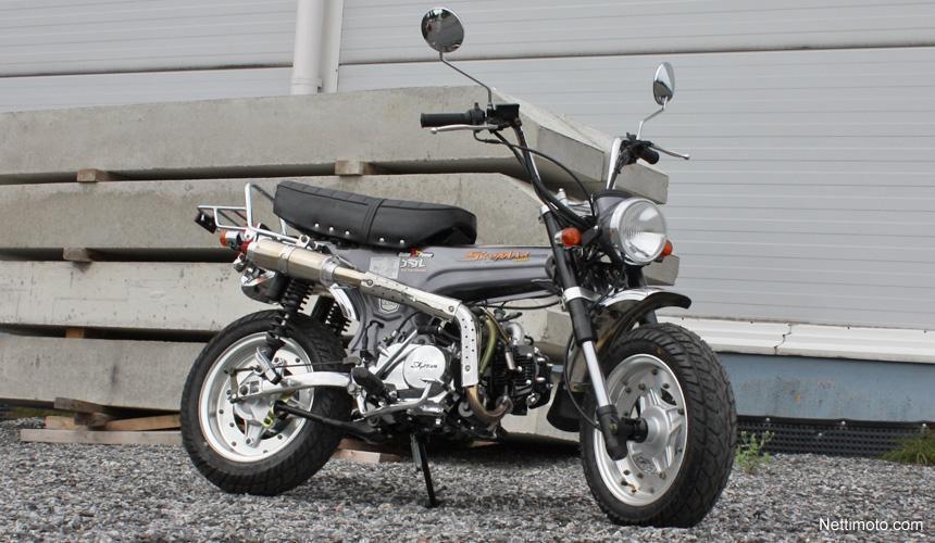 skyteam skymax 125 pro 125 cm 2017 rauma moped. Black Bedroom Furniture Sets. Home Design Ideas