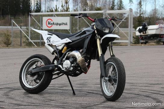 husqvarna sm 125 wr 125 cm 2008 m nts l motorcycle. Black Bedroom Furniture Sets. Home Design Ideas