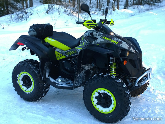 Can Am Renegade 1000 Tuning >> Can-Am renegade 1000 XXC 1 000 cm³ 2015 - Tampere - All Terrain Vehicle - Nettimoto