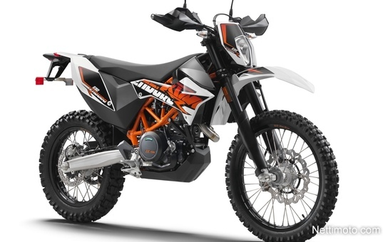 ktm 690 enduro r 700 cm 2017 sein joki motorcycle nettimoto. Black Bedroom Furniture Sets. Home Design Ideas