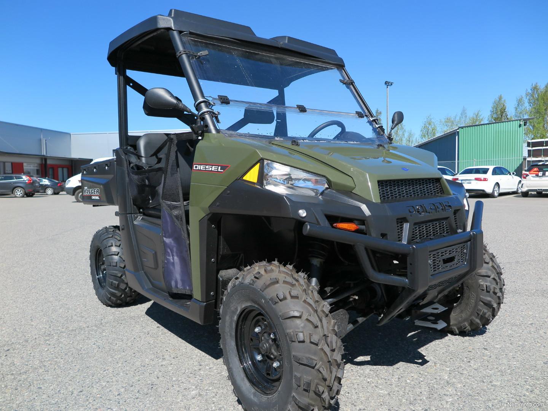 polaris ranger uusi ajamaton ranger diesel traktori nyt. Black Bedroom Furniture Sets. Home Design Ideas