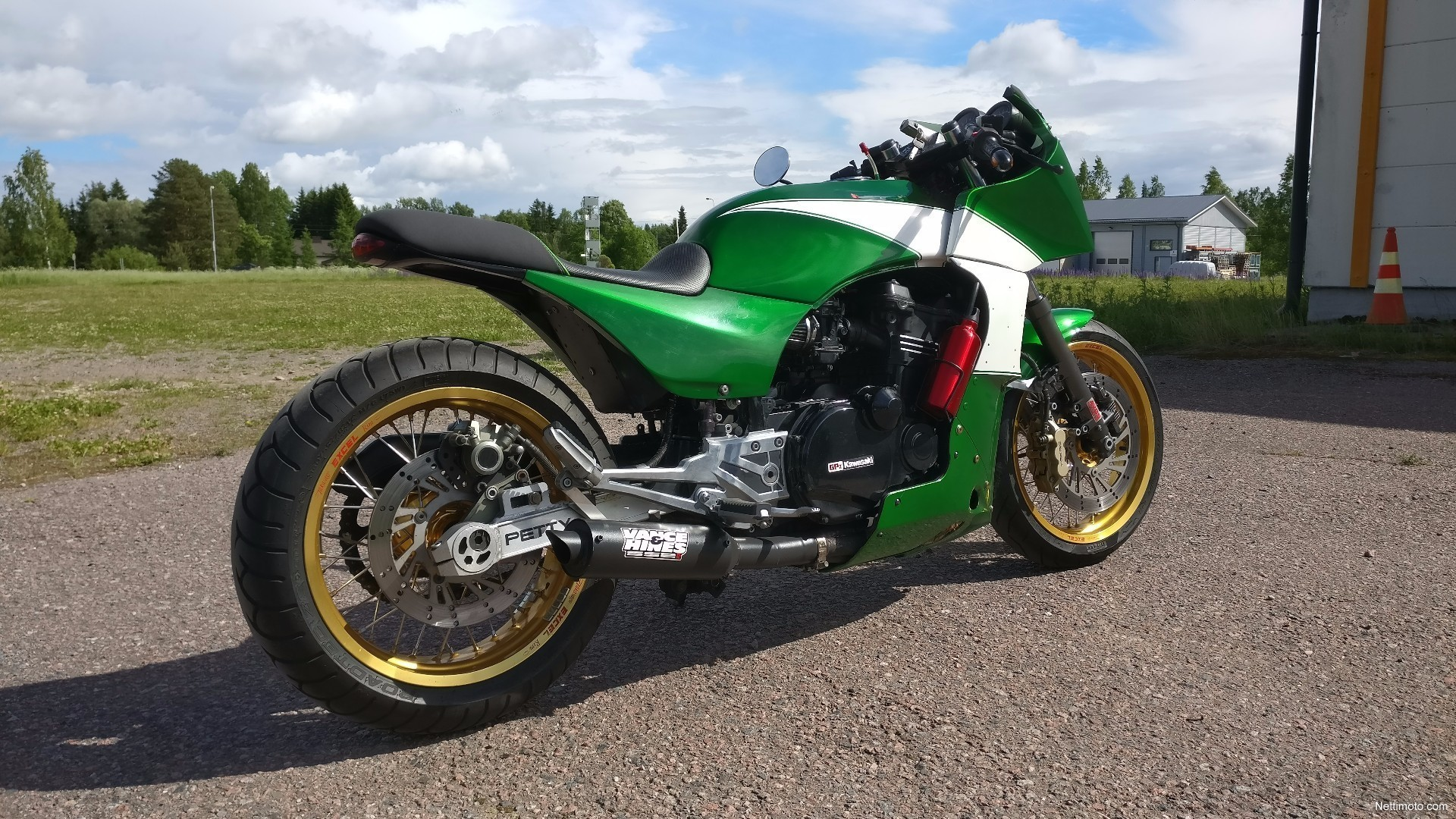 Cafe Racer For Sale Bc