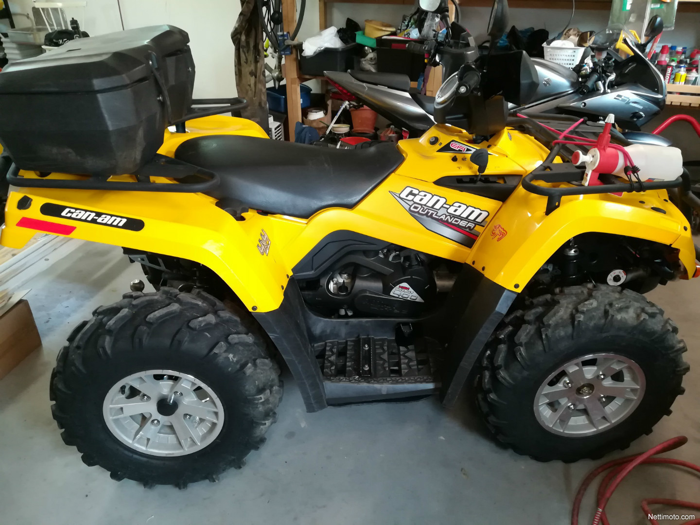 2007 Can-am Outlander For Sale