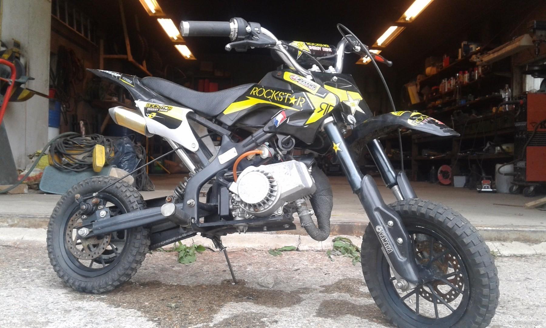 Samurai cross 50cc 50 cm³ 2014 - Mäntsälä - Mopo - Nettimoto