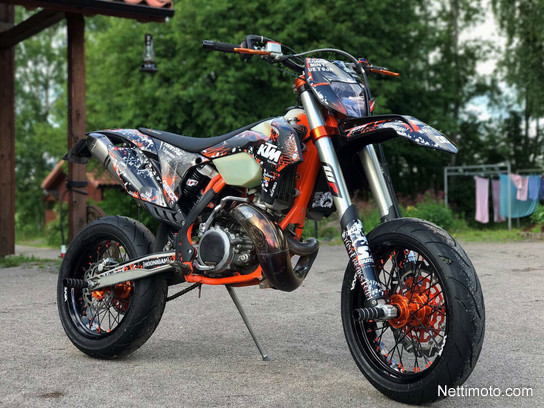 ktm 300 exc sixdays supermoto 300 cm 2012 kerava. Black Bedroom Furniture Sets. Home Design Ideas