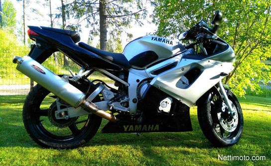 Yamaha yzf r6 600 cm 2000 jalasj rvi motorcycle for Yamaha r6 600 for sale