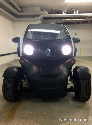 renault twizy 80 intens 2013 helsinki fourwheeler nettimoto. Black Bedroom Furniture Sets. Home Design Ideas
