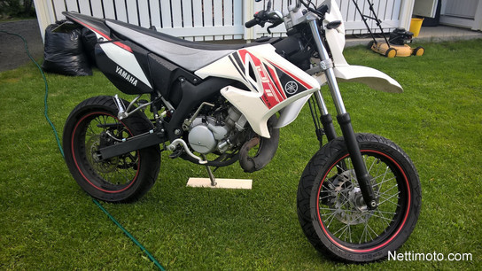 yamaha dt 50cc supermoto sm 50 cm 2012 sodankyl moped nettimoto. Black Bedroom Furniture Sets. Home Design Ideas