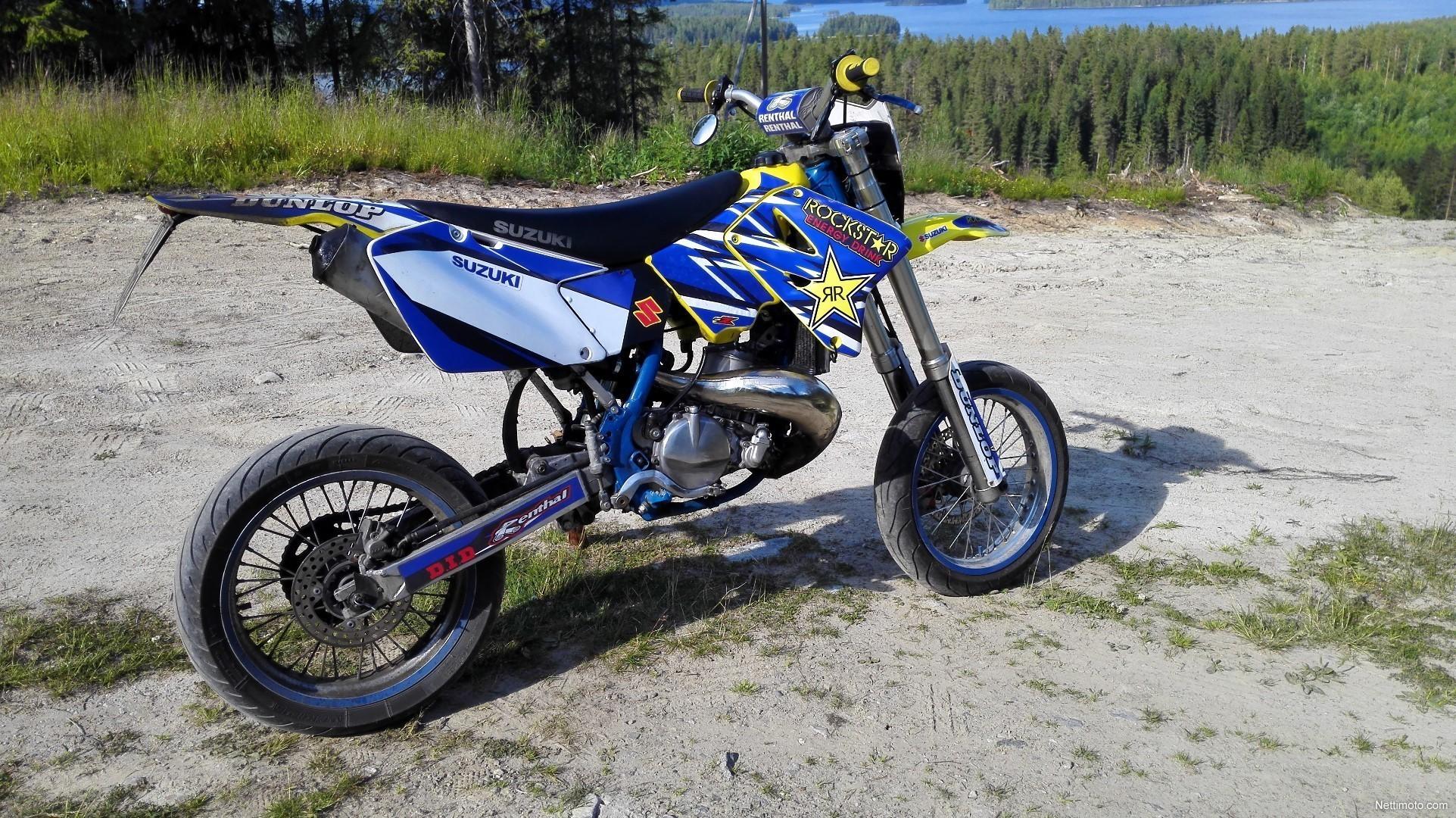 2005 Rmz 250 Supermoto