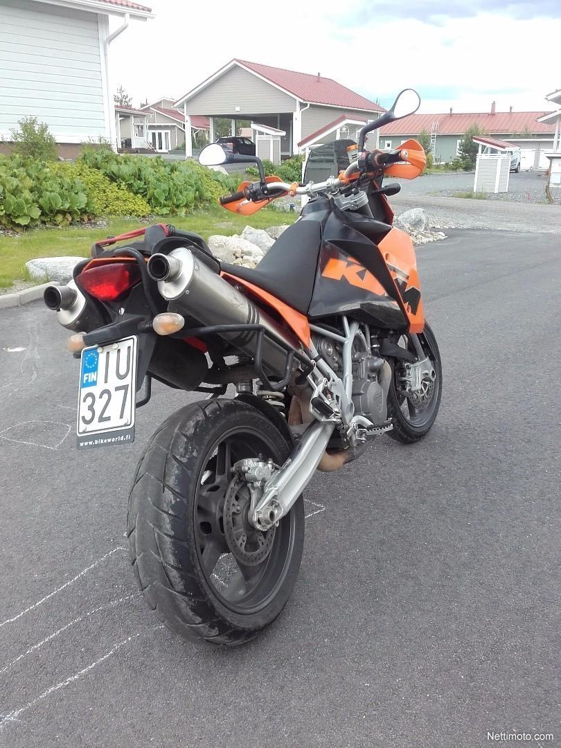 ktm 950 supermoto lc8 950 cm 2006 ilmajoki motorcycle. Black Bedroom Furniture Sets. Home Design Ideas