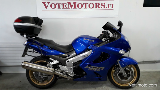 kawasaki zzr 1200 v u00c4h u00c4n ajettu  1 200 cm u00b3 2005 varkaus motorcycle nettimoto ZZR1200 Exhaust ZZR1200 Exhaust