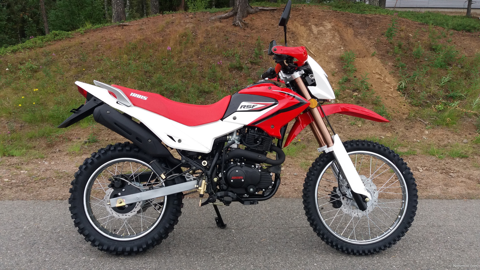 Motorcycle Irbis GR 250: photo, specifications, pros and cons, reviews 87