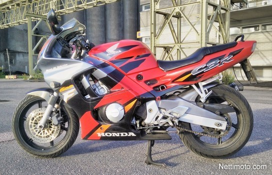 Honda Cbr 600 F 600 F Pc31 600 Cm³ 1996 Helsinki Motorcycle